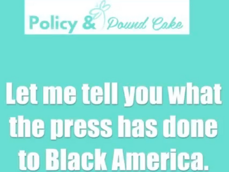 The Media's Double Standard for Black People