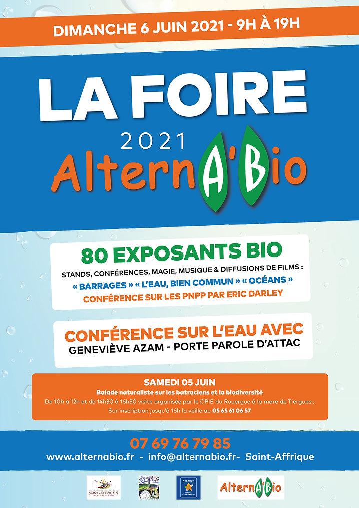 Foire AlternaBio 2021