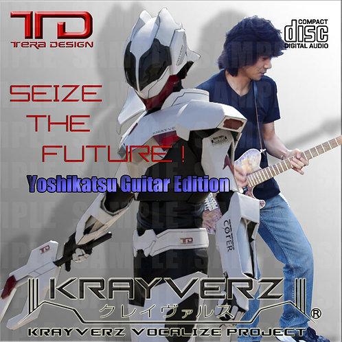Seize the Future !(Y.G.E.)<CD>
