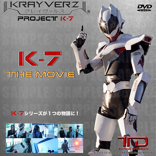 Project K-7 THE MOVIE+メイキング <DVD>