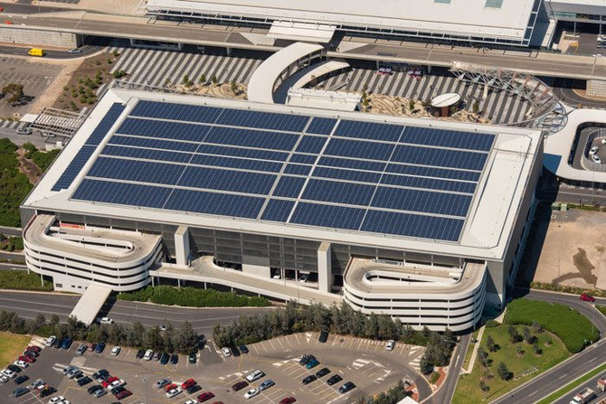 Airports Now Installing Solar?