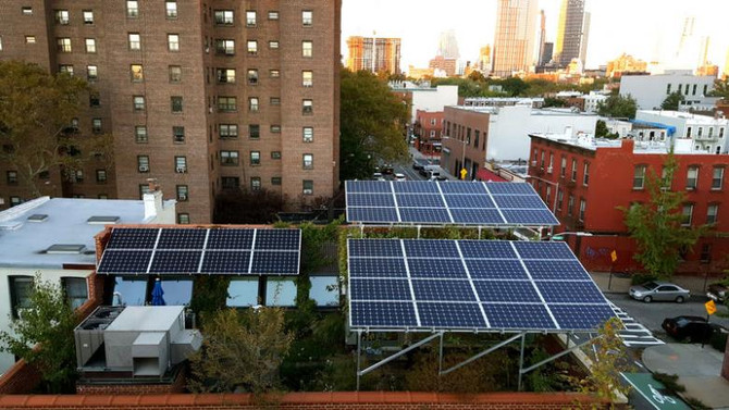 Half of Australia's roofs suitable for solar and unused