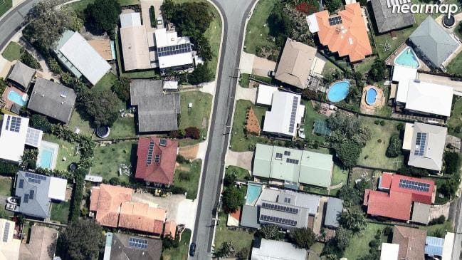 Aerial photos released, shows how many homeowners have Solar Units