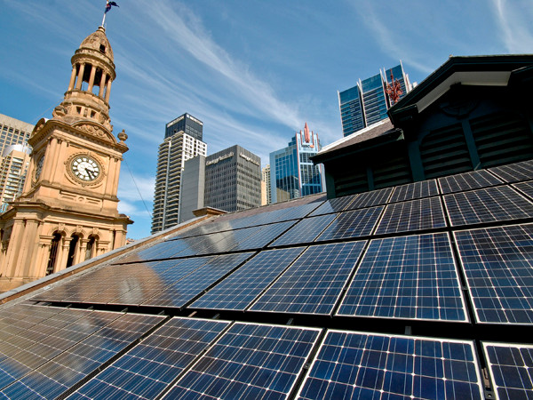 Solar Panel Boom in Sydney