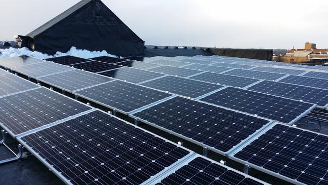 Record Breaking Amount of Rooftop Solar Installs