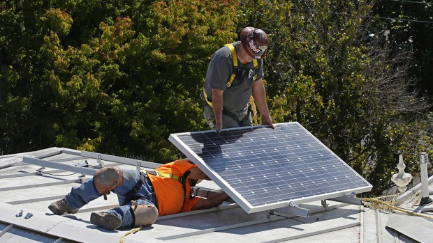 California upstages Australia by requiring solar panels on new homes