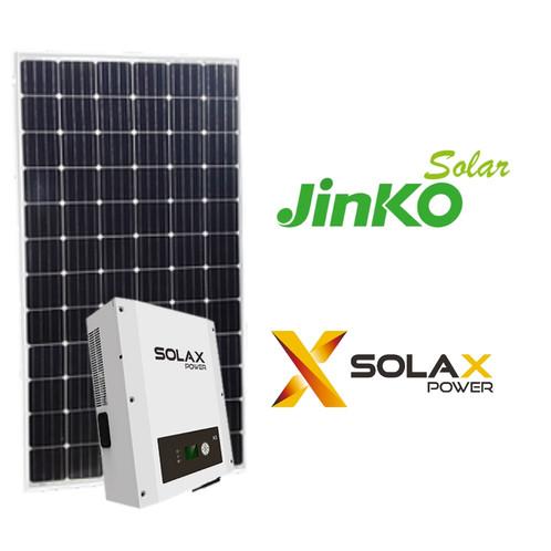 6 6kW Jinko/SolaX System