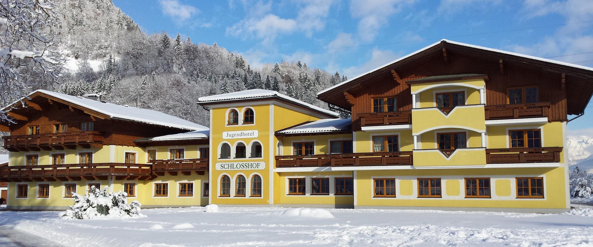 Schlosshof buiten