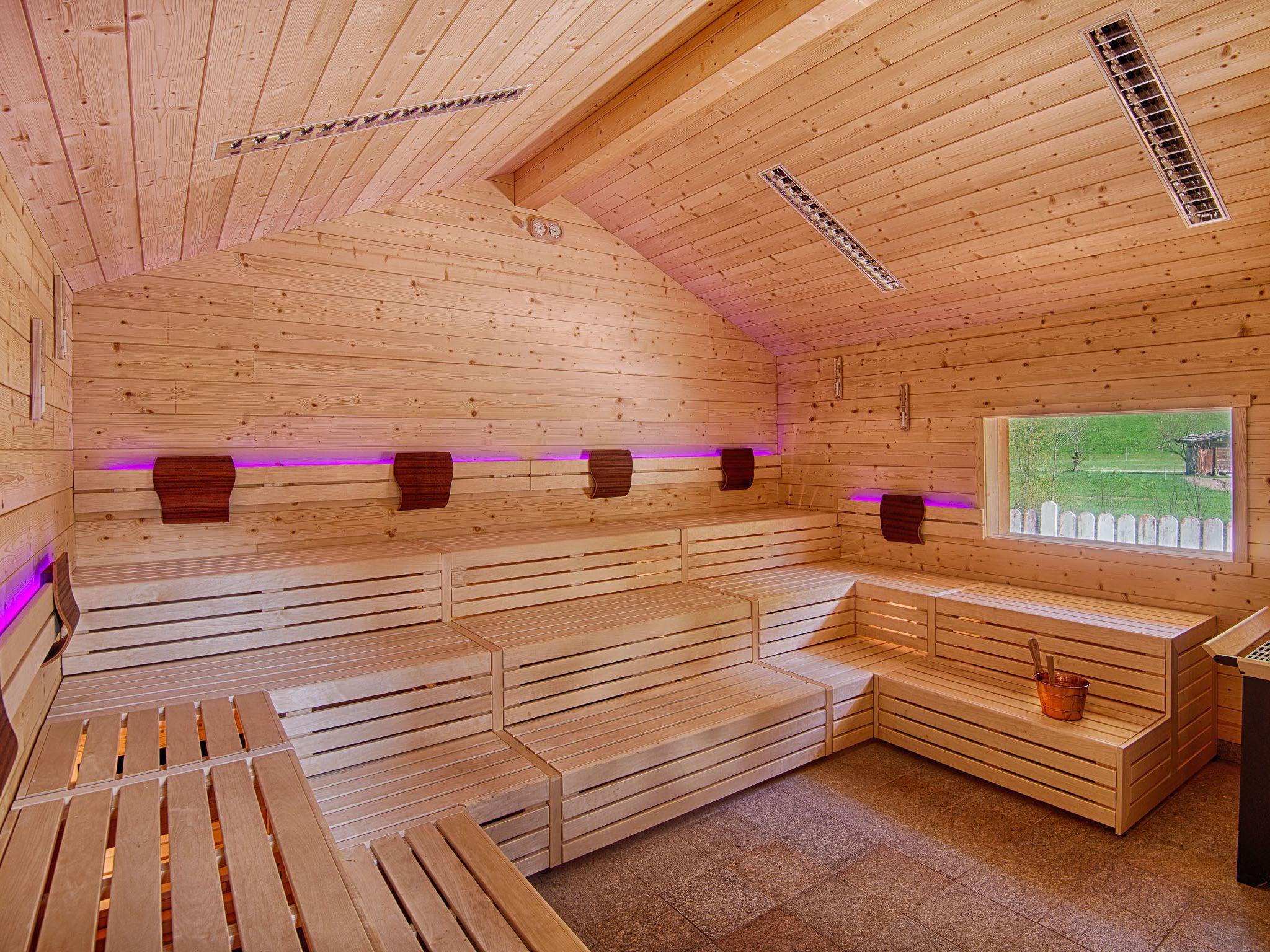 Alpin sauna
