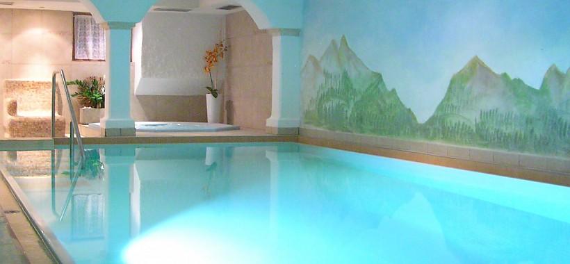 Bergland zwembad