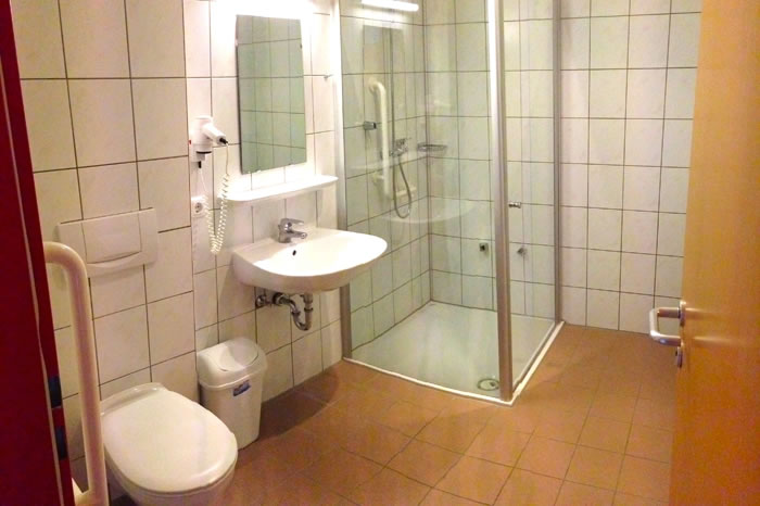 Weitenmoos badkamer