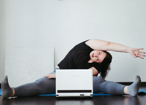 Why You Need to Put on Your Webcam During Fitness Class.