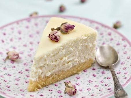 עוגת הגבינה של סבתא רוזה