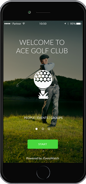 Golf- find partners