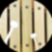 מרימבה מריממטלופון קסילופן Auris | metalophone xylophone