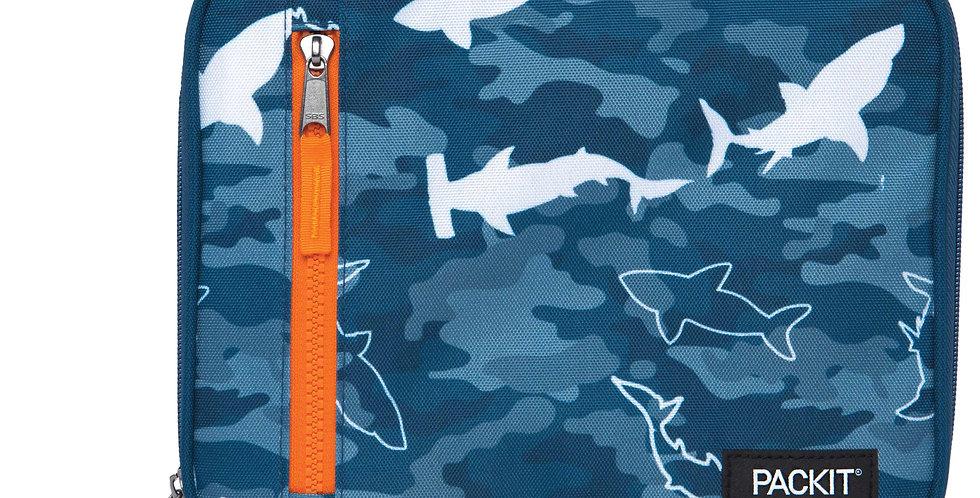 תיק שומר קור קלאסי כריש הסוואה