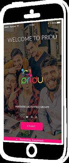 pridu- the lgbtq community app