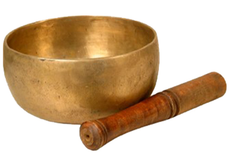 קערה טיבטית עבודת יד 1.3 קילו