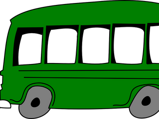 Volunteer Bus Driver Needed