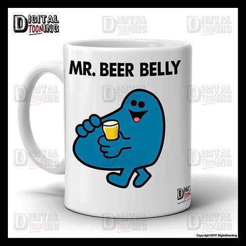 Mr Beer Belly Mug