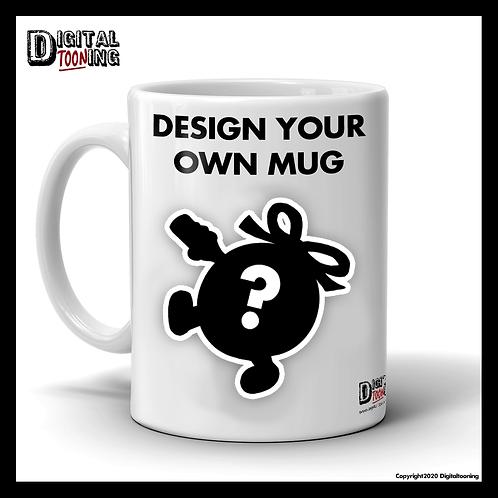 Design your own 'Little Ms' Mug