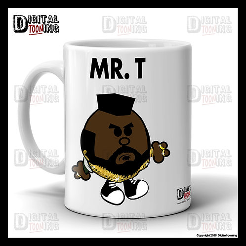 Mr T Mug