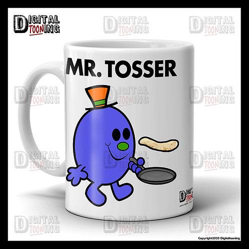 Mr Tosser Mug