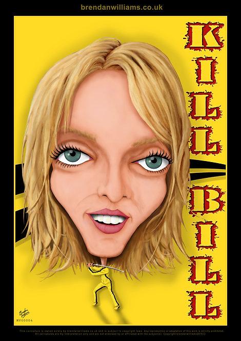 Uma Thurman / Kill Bill MV00005