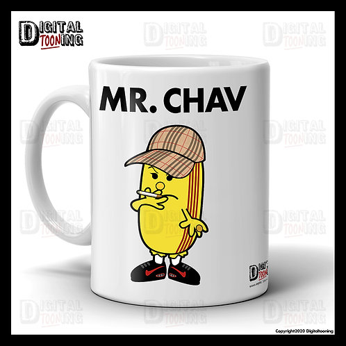 Mr Chav Mug