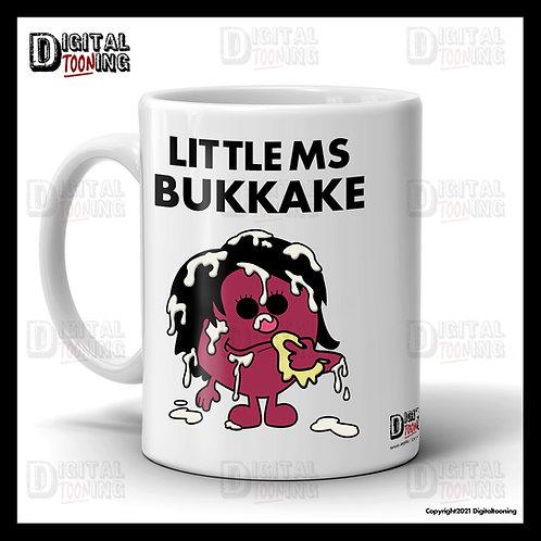 Little Ms Bukkake Mug