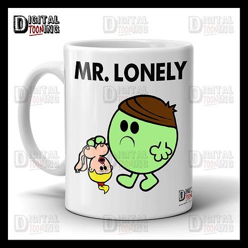 Mr Lonely Mug