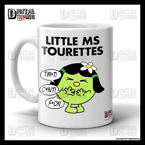 Little Ms Tourettes