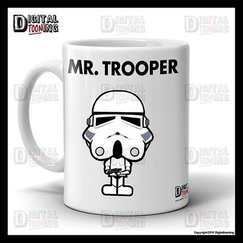 Mr Trooper Mug