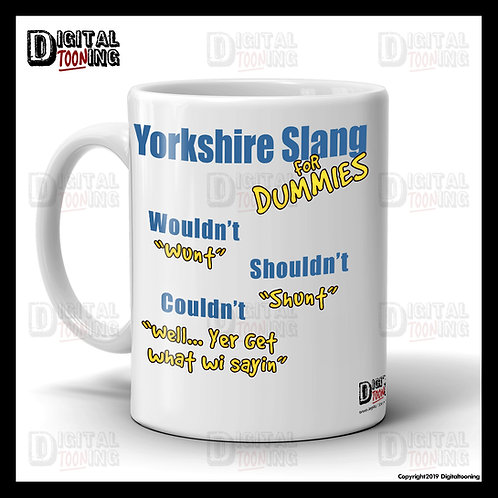Yorkshire Slang For Dummies