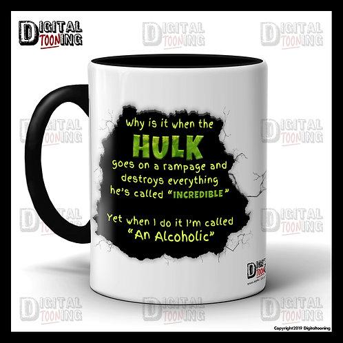 Incredible Rage Mug