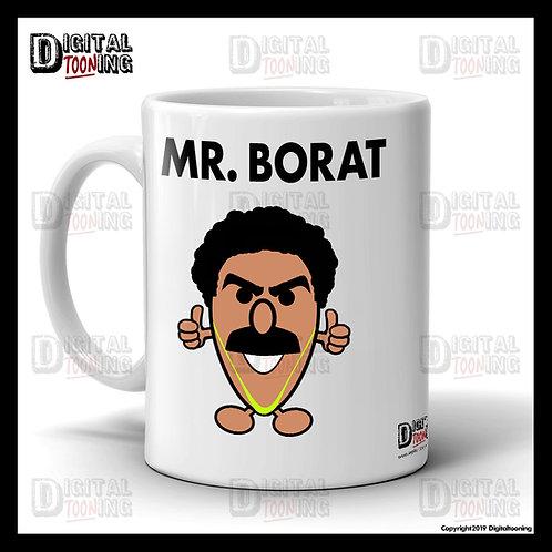 Mr Borat Mug