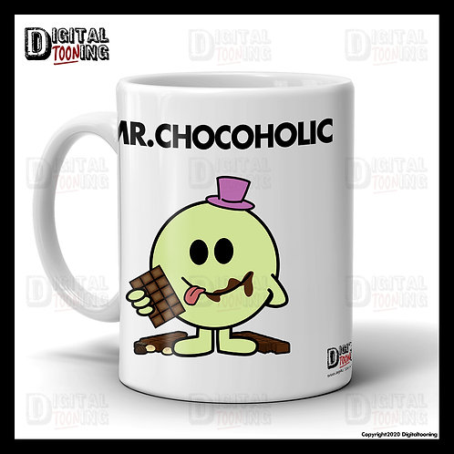 Mr Chocoholic Mug