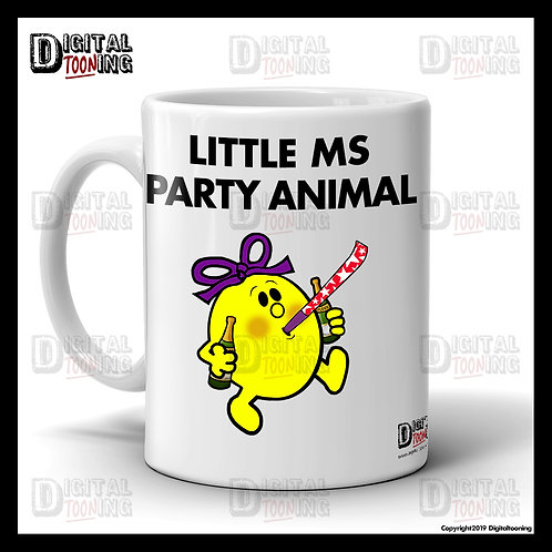 Little Ms Party Animal