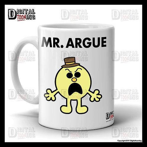 Mr Argue Mug