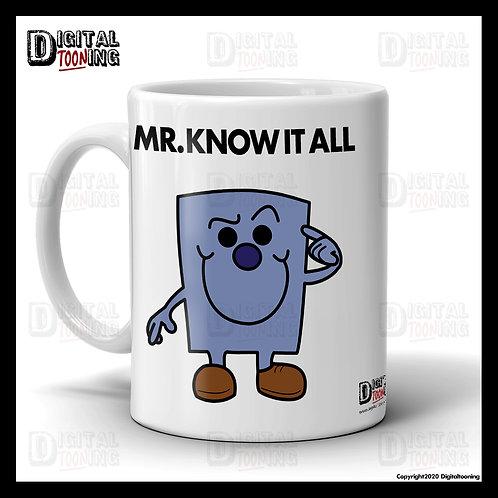 Mr Know It All Mug