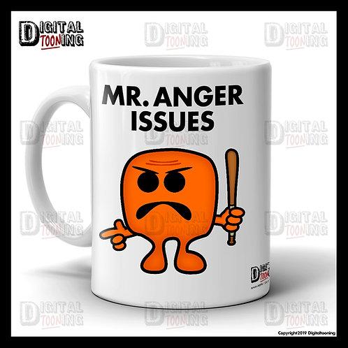 Mr Anger Issues Mug