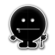 MM0058 Mr Gimp 3x3 inch square.png