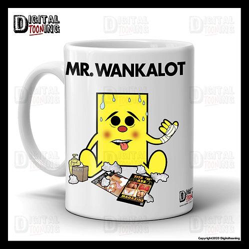 Mr Wankalot Mug
