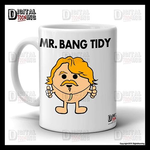 Mr Bang Tidy Mug