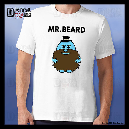 Mr Beard T-Shirt
