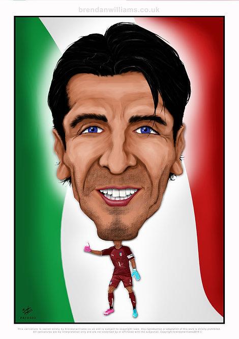 Gianluigi Buffon  FB50002