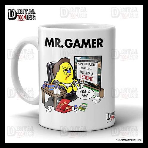 Mr Gamer Mug