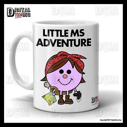 Little Ms Adventure Mug
