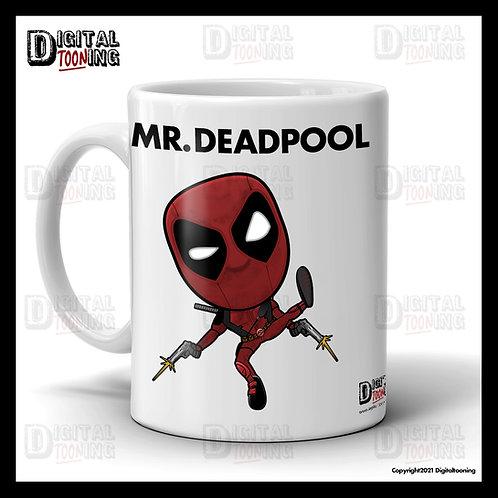 Mr Deadpool Mug