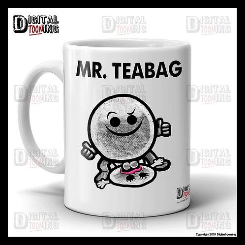 Mr Teabag Mug